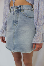 Load image into Gallery viewer, Tabatha Denim Skirt