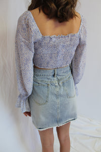 Tabatha Denim Skirt