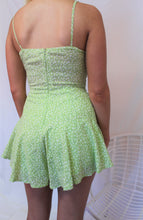 Load image into Gallery viewer, Jess Playsuit Apple Green