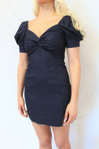 Star Struck Dress Navy