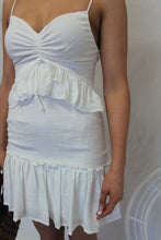 Load image into Gallery viewer, Bayou Dress White