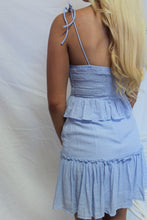 Load image into Gallery viewer, Blue Bayou Dress