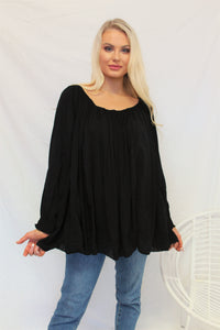 Cruise Top Black