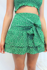 Sale Top Green