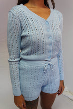Load image into Gallery viewer, Natalie Crochet Cardi