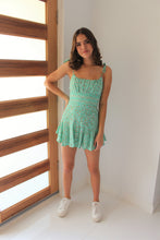 Load image into Gallery viewer, Jess Playsuit Mint