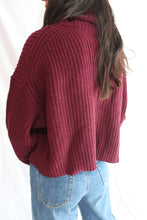 Load image into Gallery viewer, Jasmine Roll Neck Knit