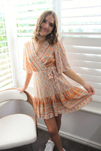 Load image into Gallery viewer, Boho Wrap Dress