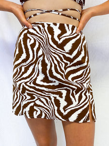 Out of Africa Skirt