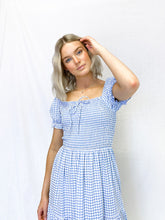 Load image into Gallery viewer, Lola Gingham Dress