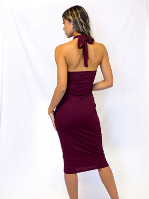 Fabulous Halter Dress