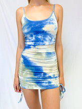 Load image into Gallery viewer, Tie Dye Rib Dress