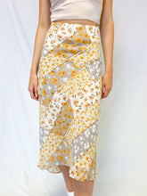 Load image into Gallery viewer, Patchwork Maxi Skirt