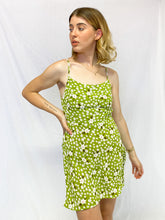 Load image into Gallery viewer, Green Tea Dress