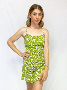 Green Tea Dress