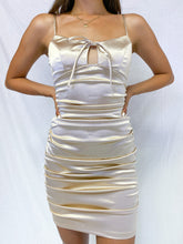Load image into Gallery viewer, Kate Satin Dress