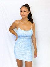 Load image into Gallery viewer, Joanna Mesh Dress