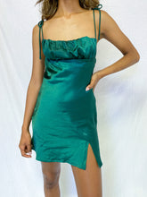 Load image into Gallery viewer, Elsa Satin Dress