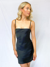 Load image into Gallery viewer, Serena Satin Dress