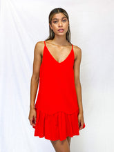 Load image into Gallery viewer, Drop Hem Dress
