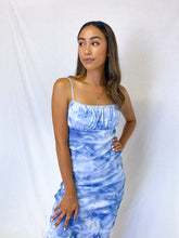 Load image into Gallery viewer, In the Clouds Midi Dress