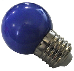 SALE! BLUE BROODER LIGHT 1 WATT BROODER LIGHT ATTRACTION BULB FOR BABY CHICKS QUAIL DUCK