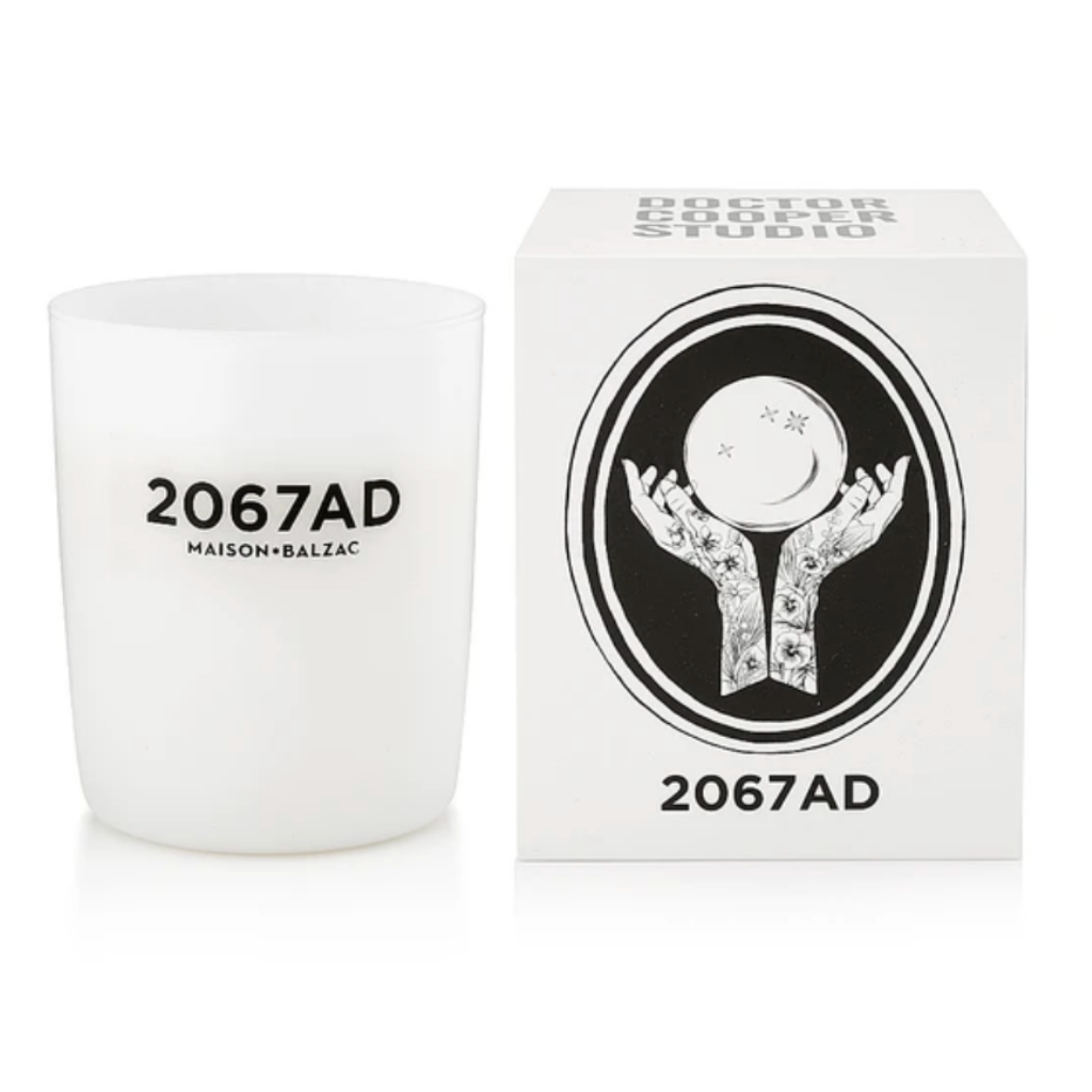 Mini 2067AD Candle