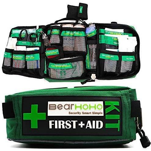 165 Piece First Aid Kit Bag from Survival Supply UK