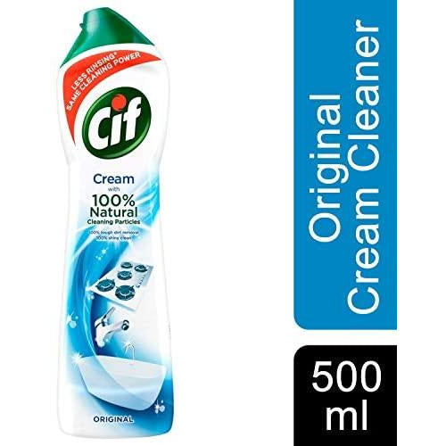 Cif & Domestos Essentials | 10-in-1 Cleaning Kit