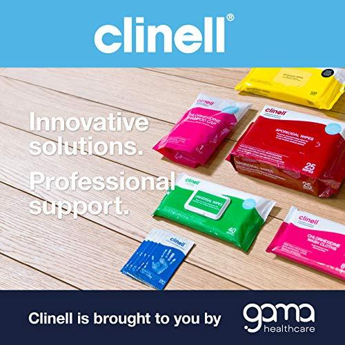 Clinell Universal Wipes Bucket or Refill Pack (CWBUC225 / CWBUC225R)
