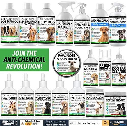 Anti Itch & Skin Care For Cats & Dogs | 100% Natural Formula