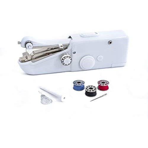 JML Magic Stitch - Hand-held, Portable Sewing Machine for on-The-spot Repairs and alterations