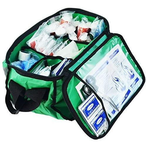 SURVIVAL SUPPLY Large Haversack Bag First Aid Kit | Survival Supply