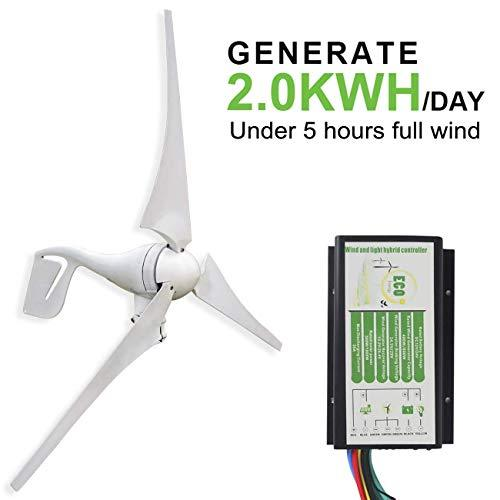 Solar Wind Turbine Generator Kit