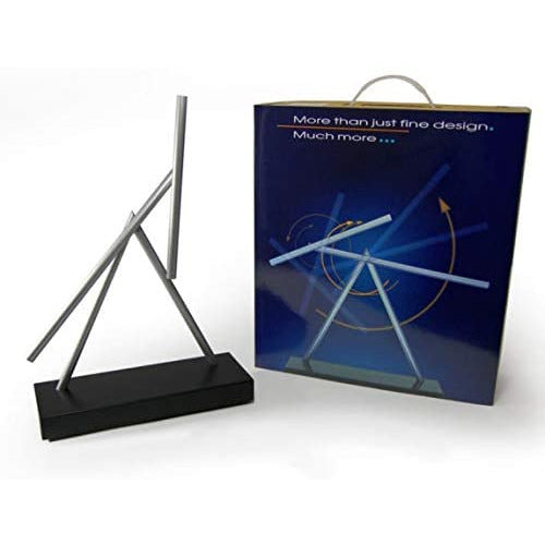 Swinging Sticks Kinetic Energy Sculpture perpetual motion