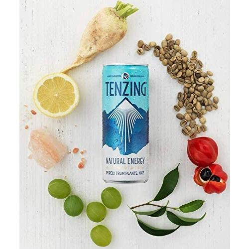 TENZING ORIGINAL - Natural Plant Based Energy Drink from Himalayan Recipe