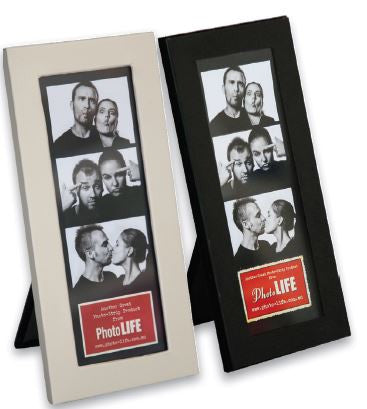 "2""x6"" Strip Frame (available in Black or Silver)"