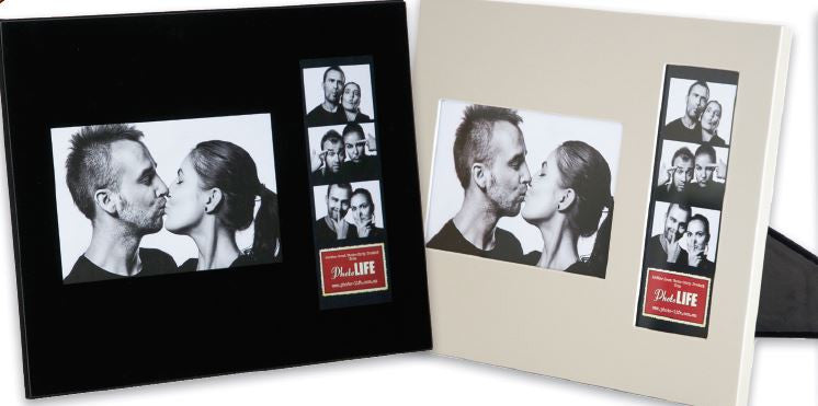 Multi Photo Frame Post Card+ Photo Strip Frame