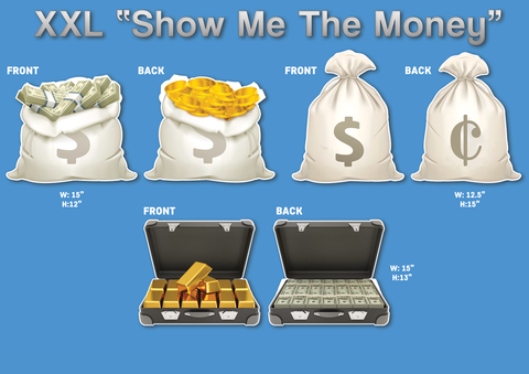 Show Me The Money - XXL Bundle