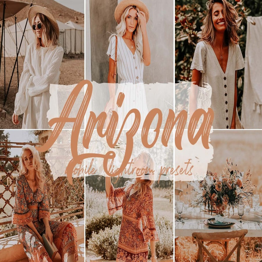 Arizona Mobile Lightroom Presets
