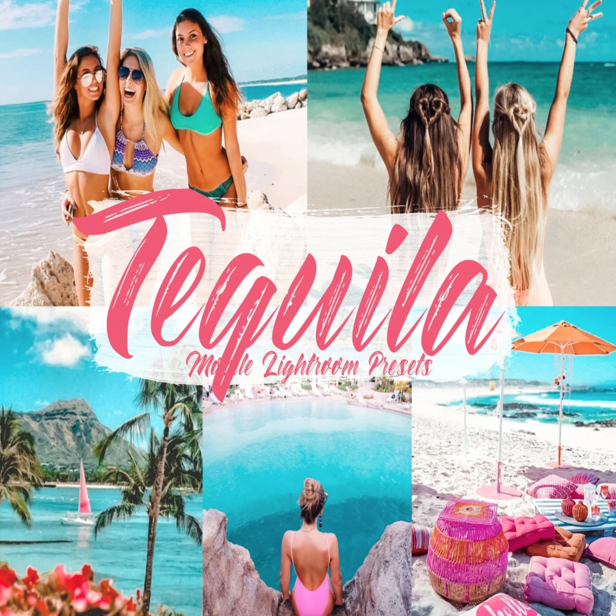 Tequila Mobile Lightroom Presets