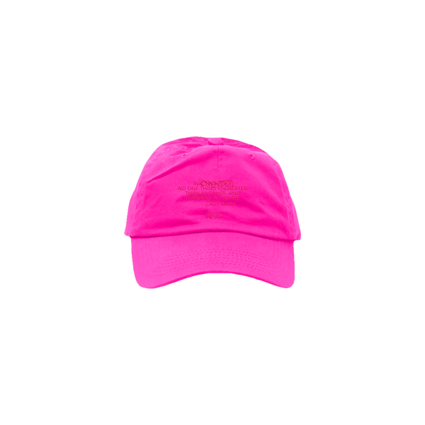 Accessoire | Casquette rose Kindness Rules Lady Gaga