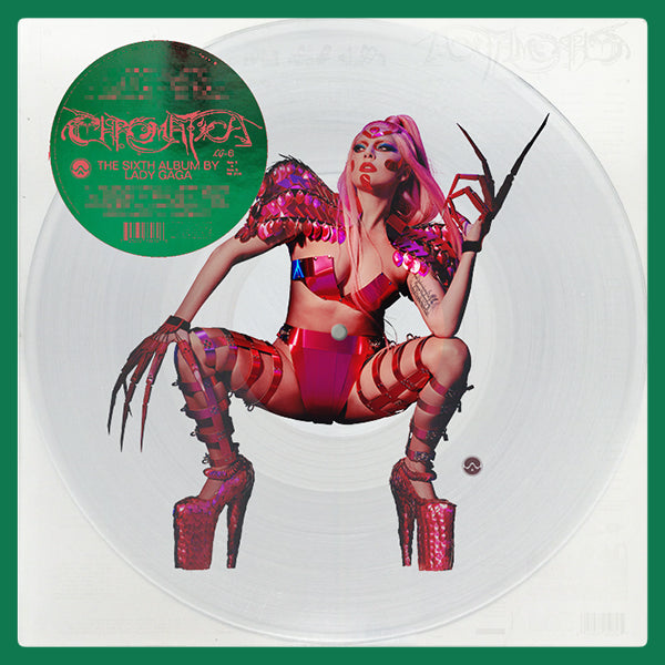 VINYLE PICTURE DISC | CHROMATICA