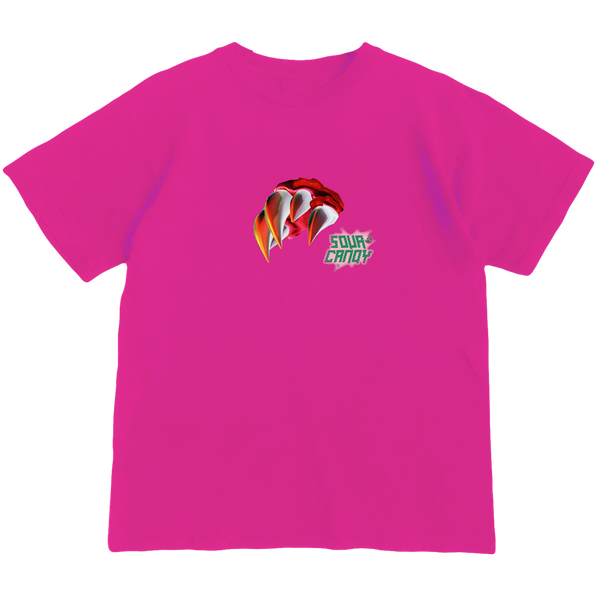 T-SHIRT | T-SHIRT ROSE SOUR CANDY LADY GAGA