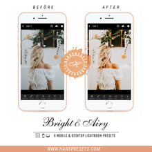 Load image into Gallery viewer, THE BRIGHT & AIRY PACK