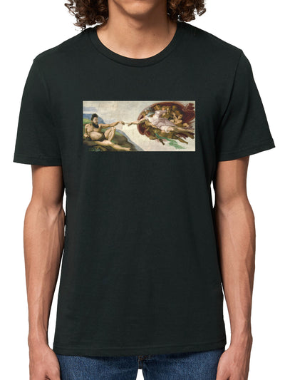 "T-shirt oversize ""The Creation of Wuant"""