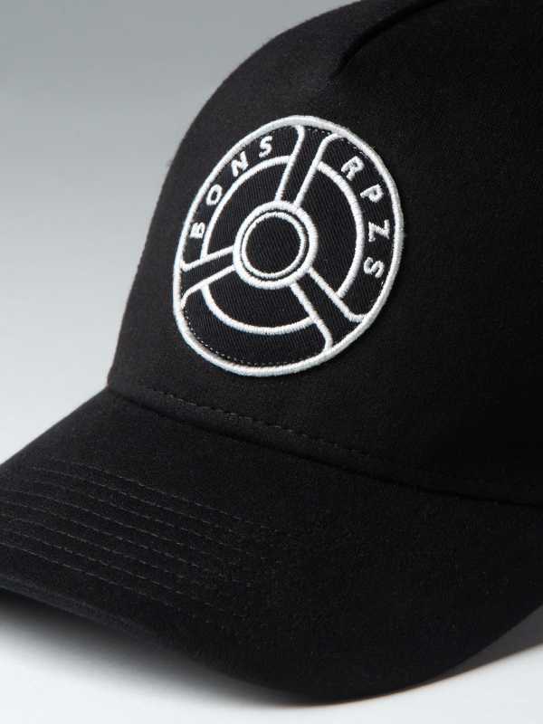 Black Cap - Wheel design