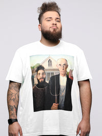 "T-shirt oversize ""The Intern"""
