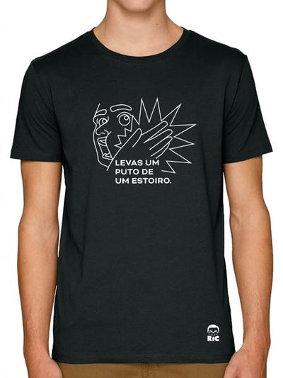 "T-shirt ""Estoiro"""