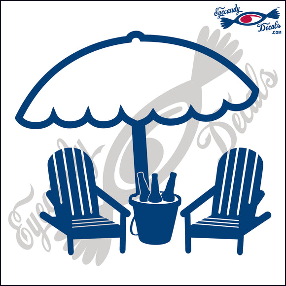 BEACH CHAIRS AND UMBRELLA 2  5